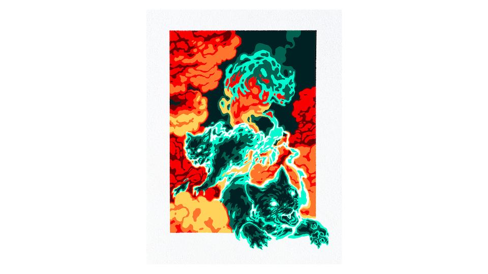 Smoke messengers