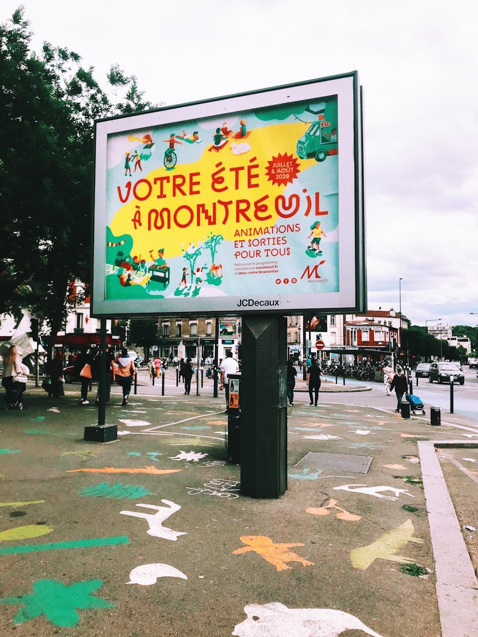 — Votre Été à Montreuil