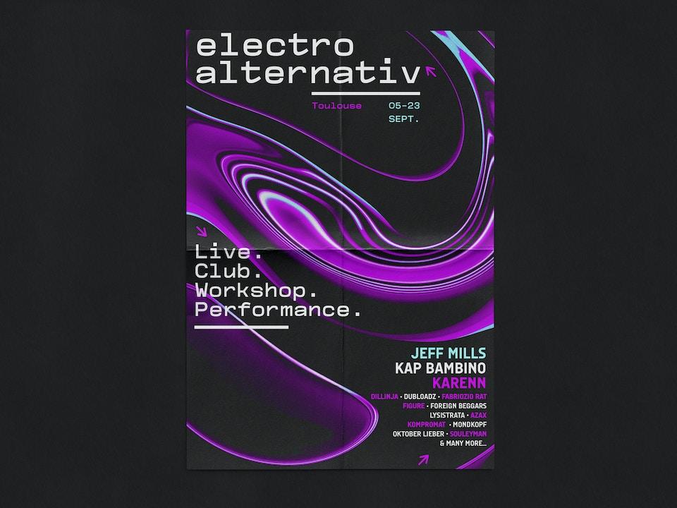 — Electro Alternativ