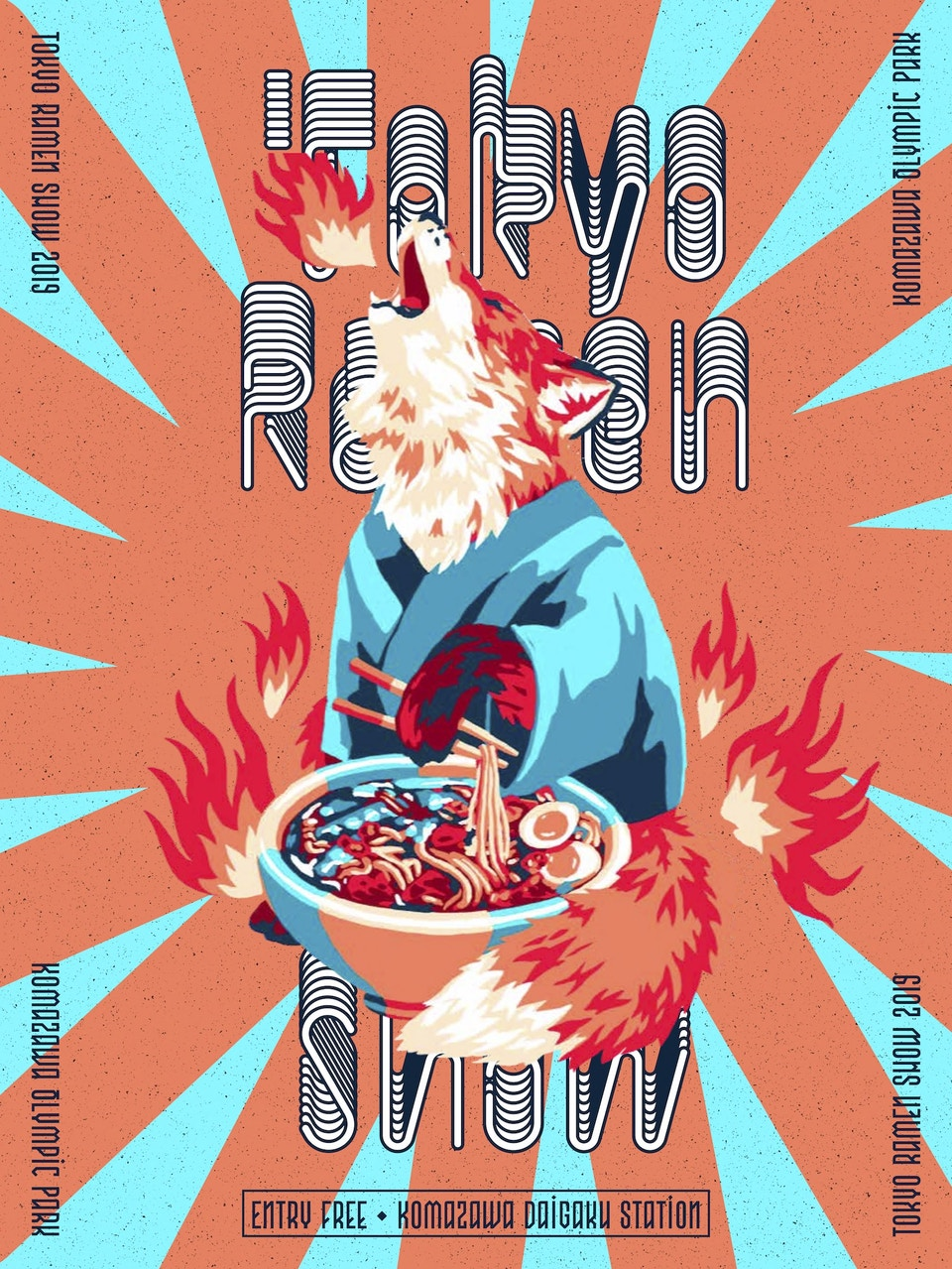 — Tokyo Ramen Show
