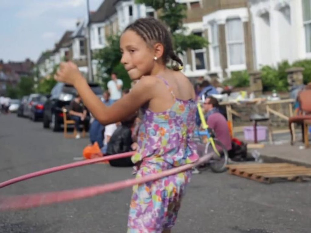The Ickburgh Road Street Party