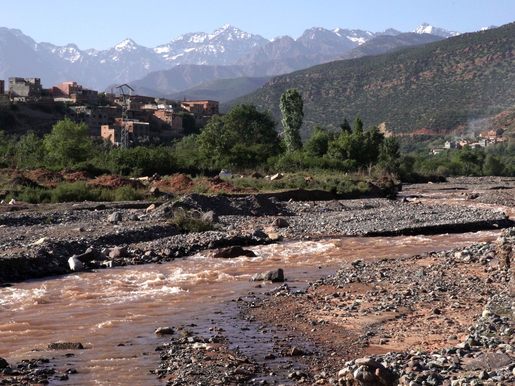Changing Worlds in the Atlas Mountains