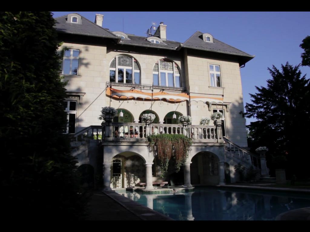 The Writer's Villa