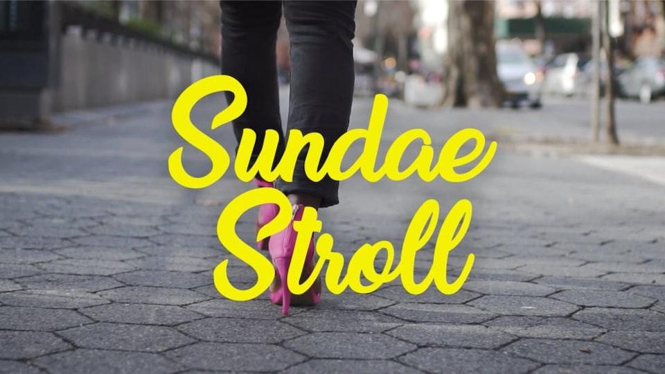 Project 51 Sundae Stroll