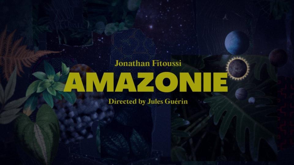 Amazonie - Jonathan Fitoussi (Official)