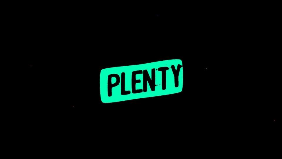 PLENTY Showreel Intro '13