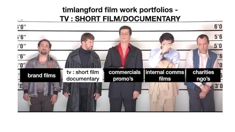 tv - short film & documentary