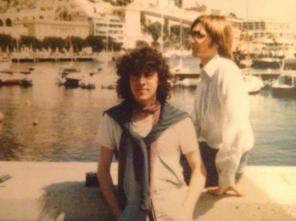 To my best friend Gareth - who died 18th May 2020 - He was never tall but he was a  Little Prince...