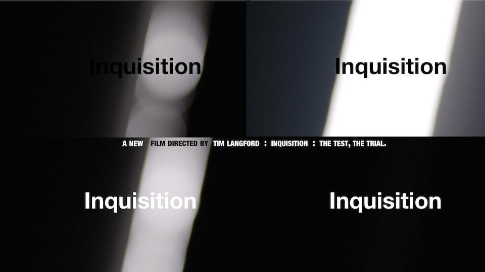 Inquisition - the campaign film