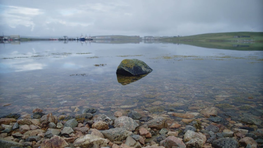 Corporate film for BP 'Sullom Voe - The Shetland Experience'.