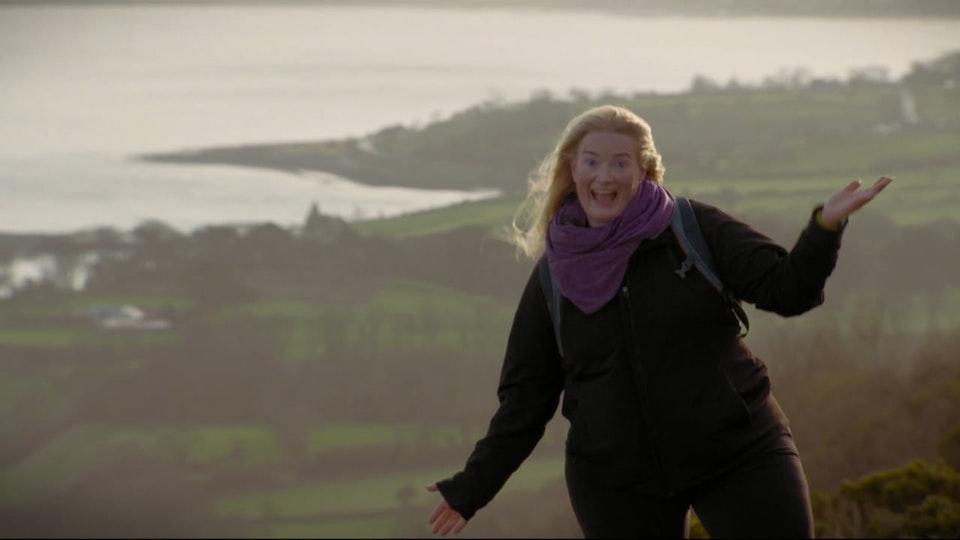 Jessica's parkrun heroes for Sky tv : Rosy Ryan film