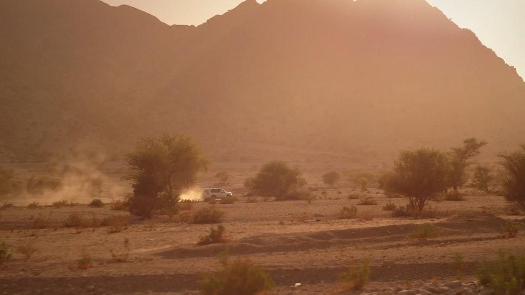 'BP at it's best' Oman - Changing driver behaviour short film
