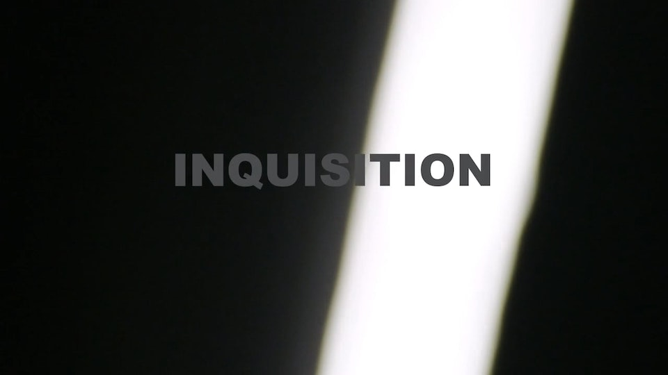 Inquisition - the campaign film