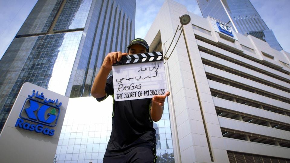 RASGAS Qatar - 'The Secret of my Success'