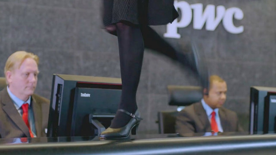Step Up - an induction film for PwC
