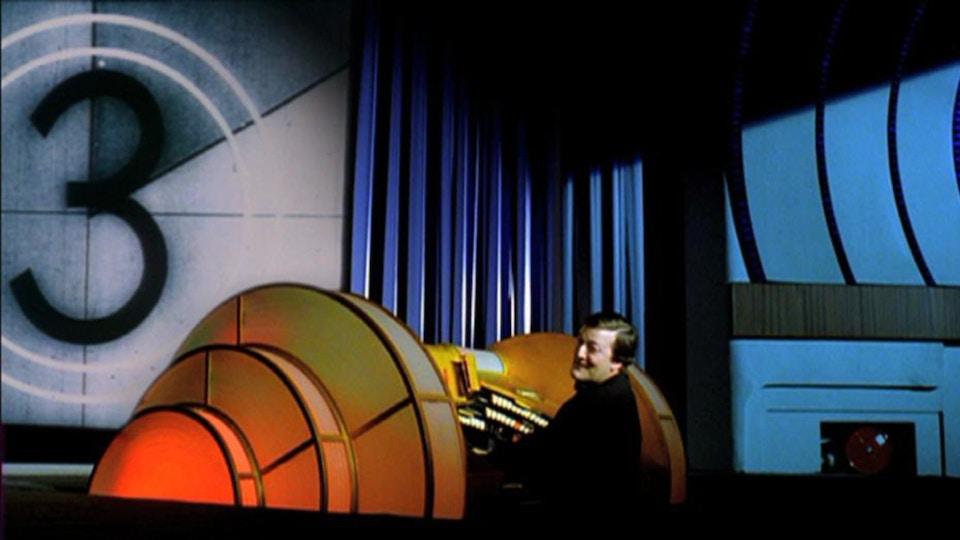 Stephen Fry in the BAFTA Film Awards promo