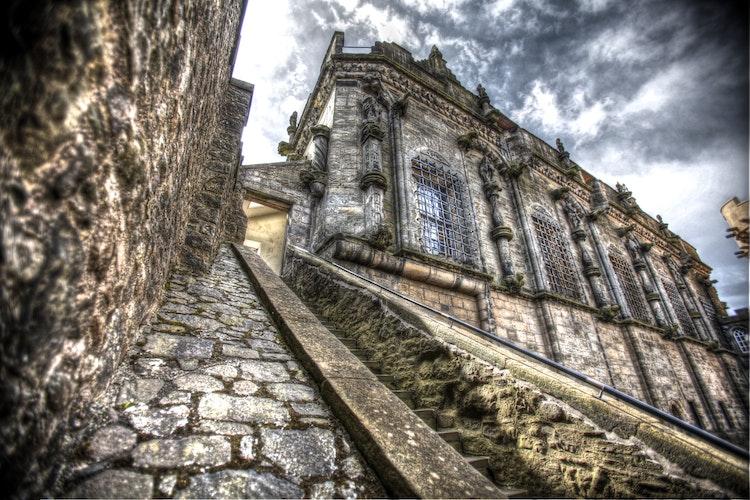 Stirling Castle final