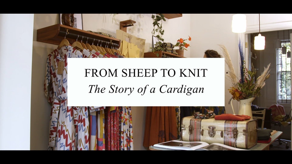 From Sheep to Knit