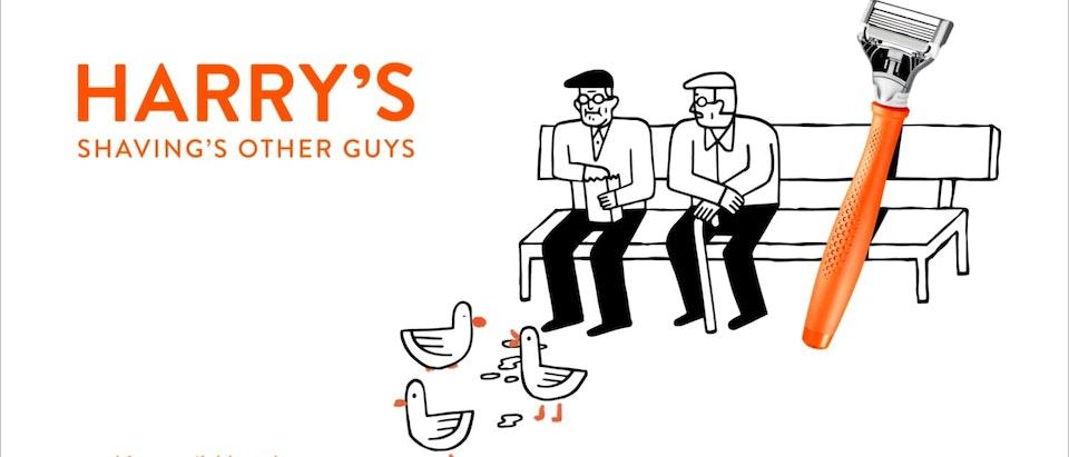 Harry's - Harrys – UK Launch