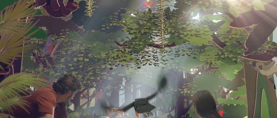 Sky - The Better Effect - Sky - Rainforest