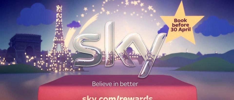 Sky - The Better Effect Sky - Customer Rewards - Disney
