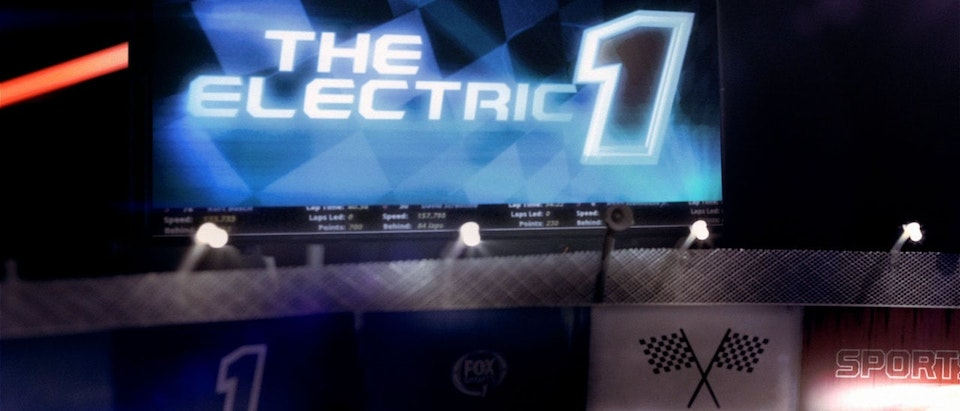 Fox Sports Idents - Fox Sports 1 – The Electric 1
