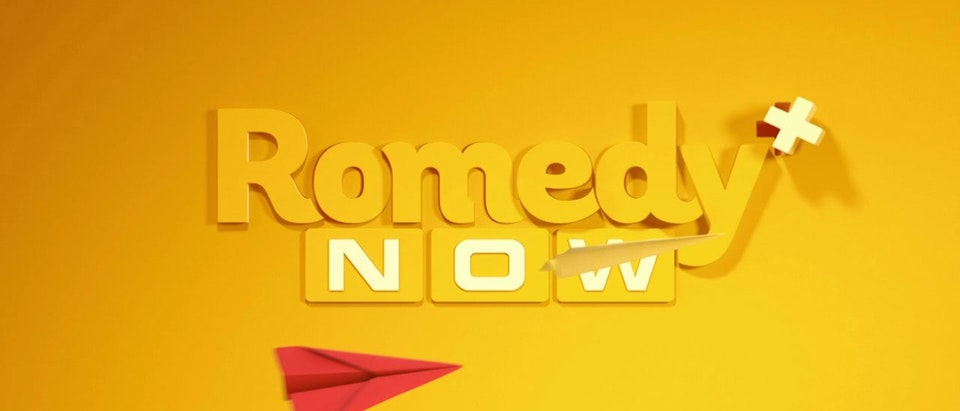 Romedy Idents Romedy – Planes