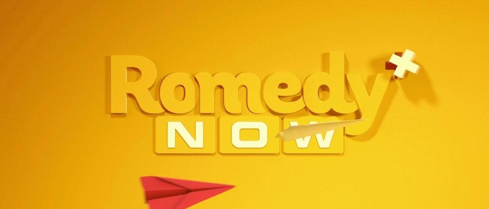 Romedy Idents - Romedy – Planes