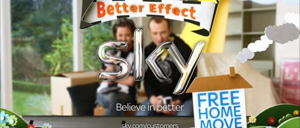 Sky - The Better Effect - Sky - Free Home Move