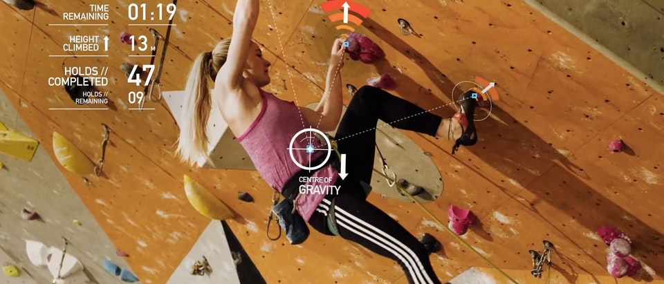 Red Bull - Inside Track with Shauna Coxsey What Happens To Your Body When You Climb   w  Shauna Coxsey (0-04-17-23)