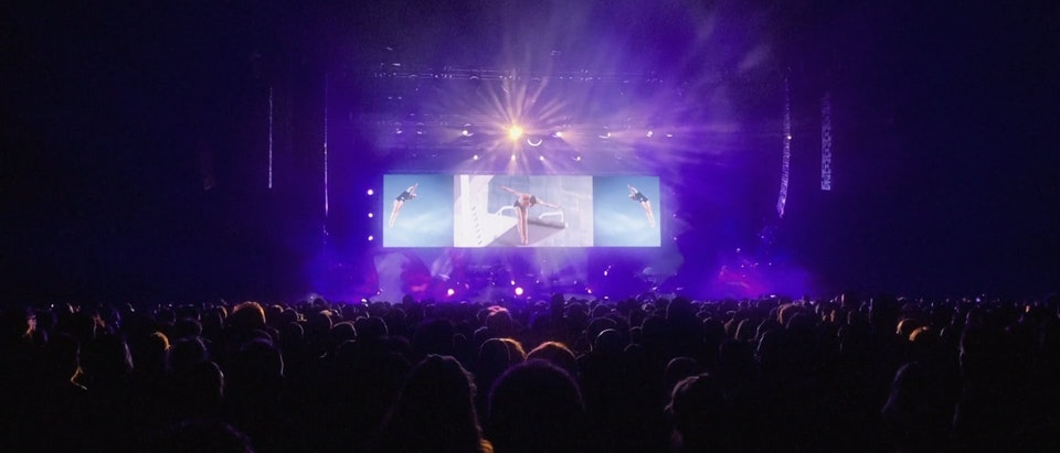 New Order - 'Divers' - New Order 'Divers' Sequence, AFAS Amsterdam, 171019