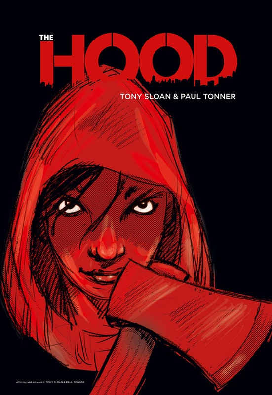 New Comics 2020 - The Hood