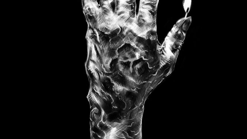 The Art of Horror - Hand of Glory