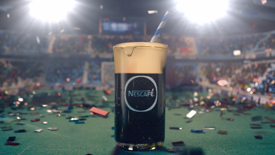 Nescafe - Mundial TVCs