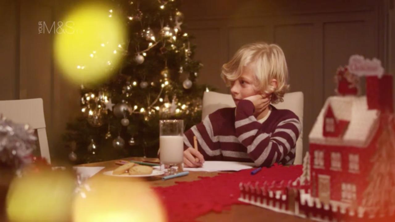 M&S Christmas -