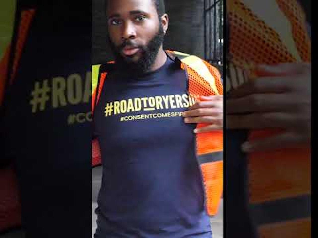 KICK OFF - INSTA STORY TEASER: #RoadtoRyerson 2018
