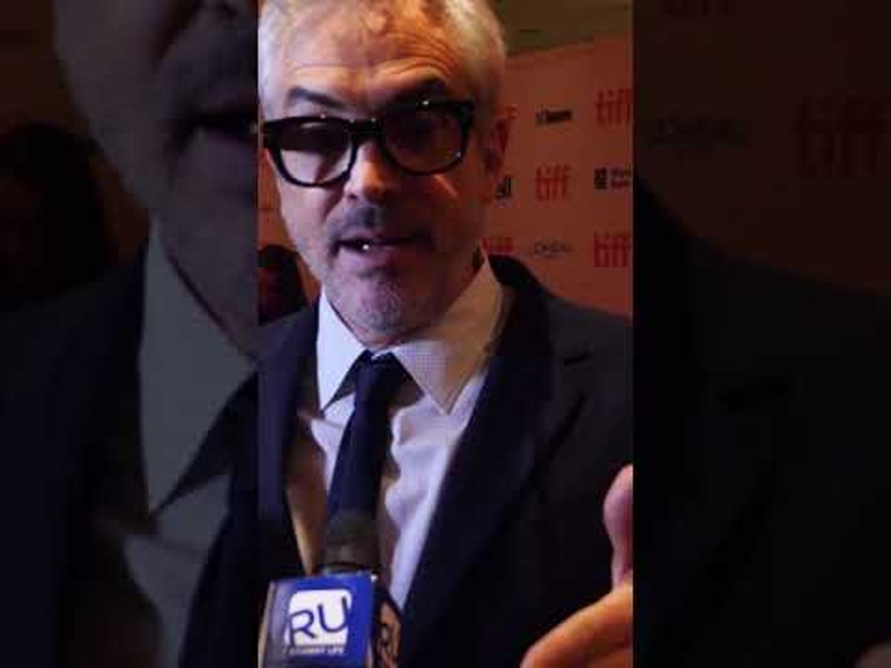 ALFONSO CUARON for ROMA at TIFF 2018 - IG TV Cut