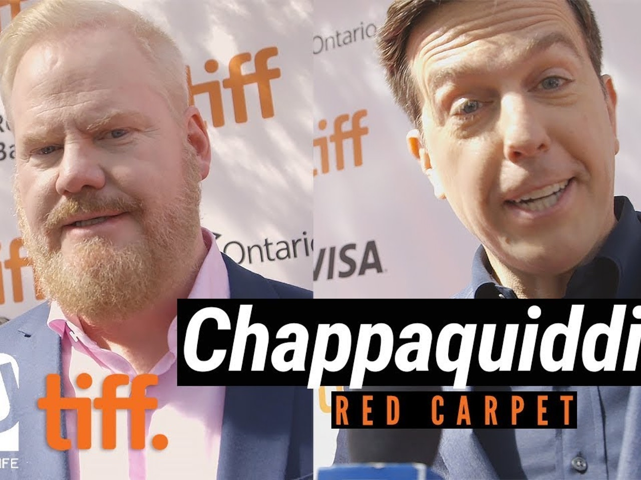 Ed Helms, Jim Gaffigan and 'Chappaquiddick' Cast Talk School | TIFF 17