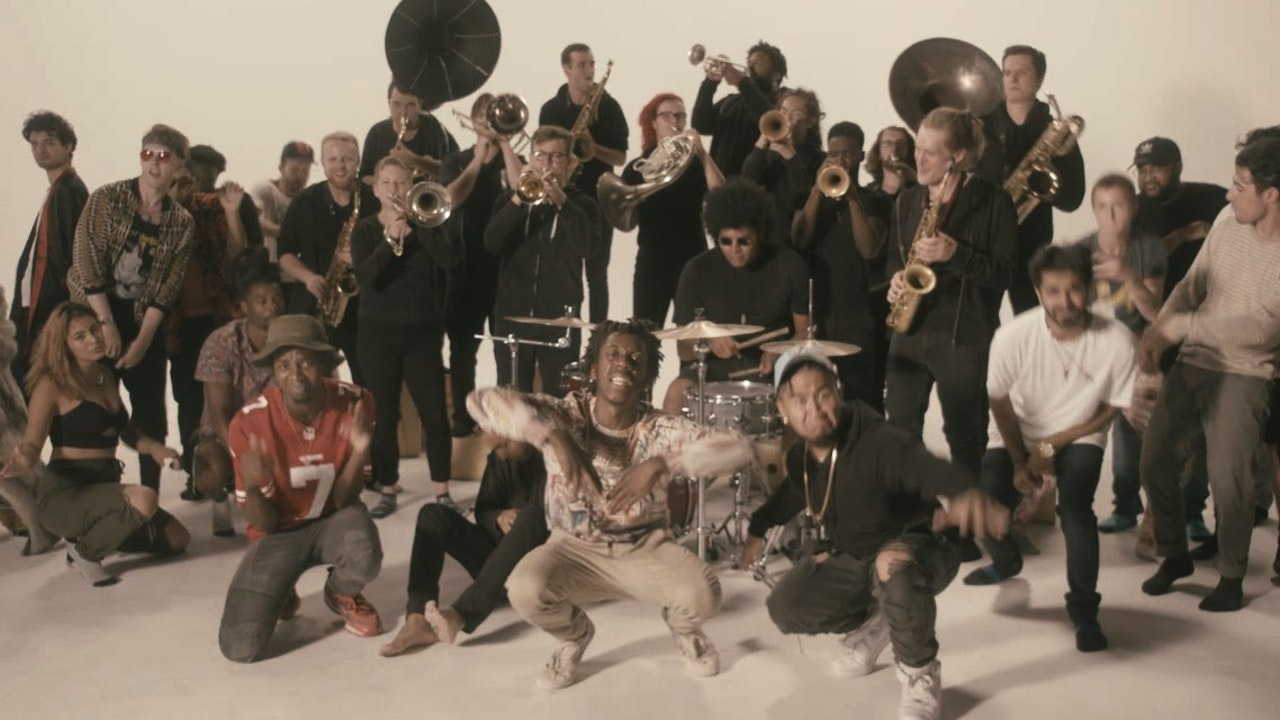 "T. Dot Bangerz Brass - ""Bangerz' Delight"" Music Video"