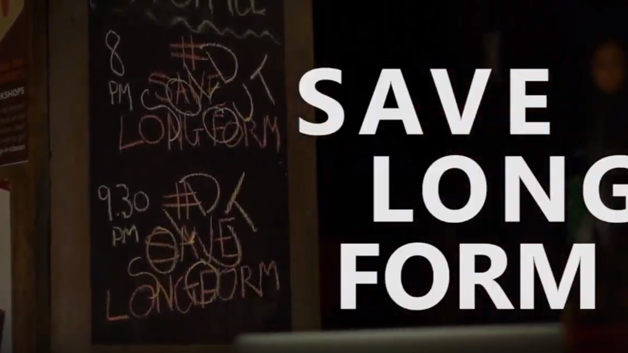 Save Longform - Short Documentary (2017)