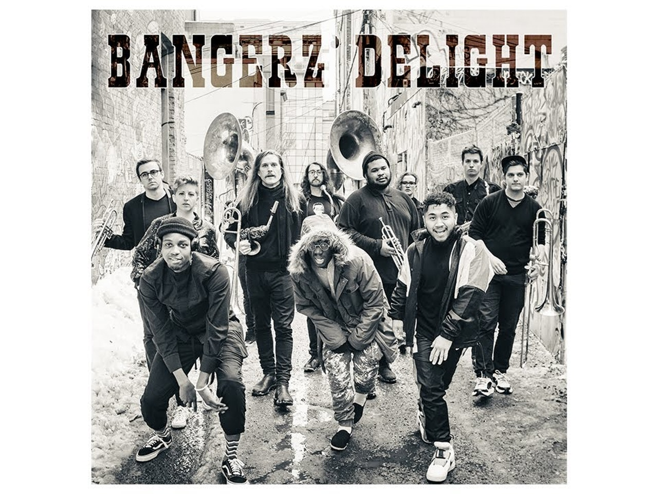 Bangerz Brass - Bangerz' Delight (The Grand Return) [Official Video]