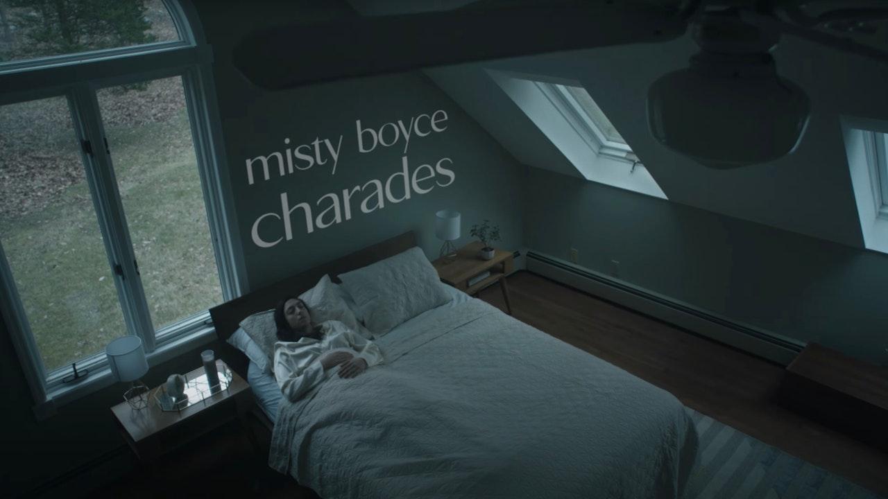 """MISTY BOYCE """"CHARADES"""" -"""