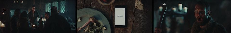 """STEVEN """"SORCERY"""""""