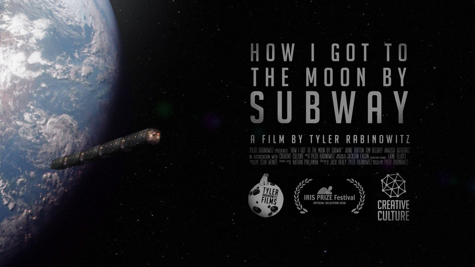 How I Got To The Moon By Subway