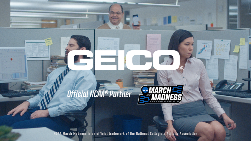 Geico // Sick Burns