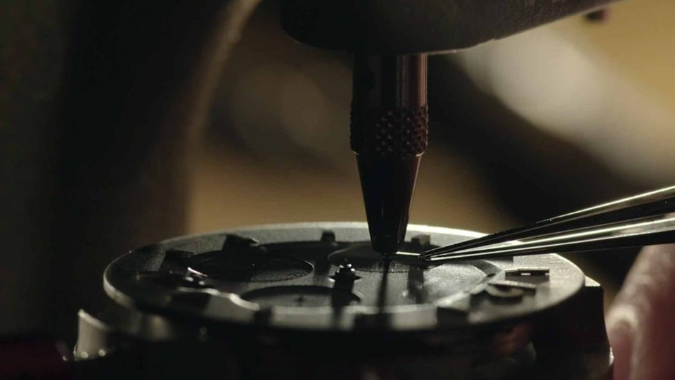 Burberry watches - The Britain