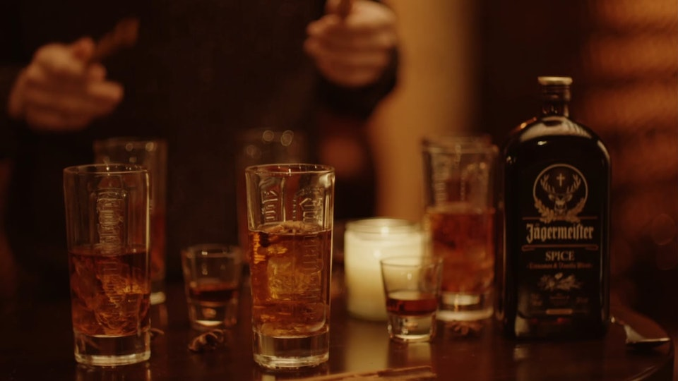 Jager Spice - Toccata rock TVC