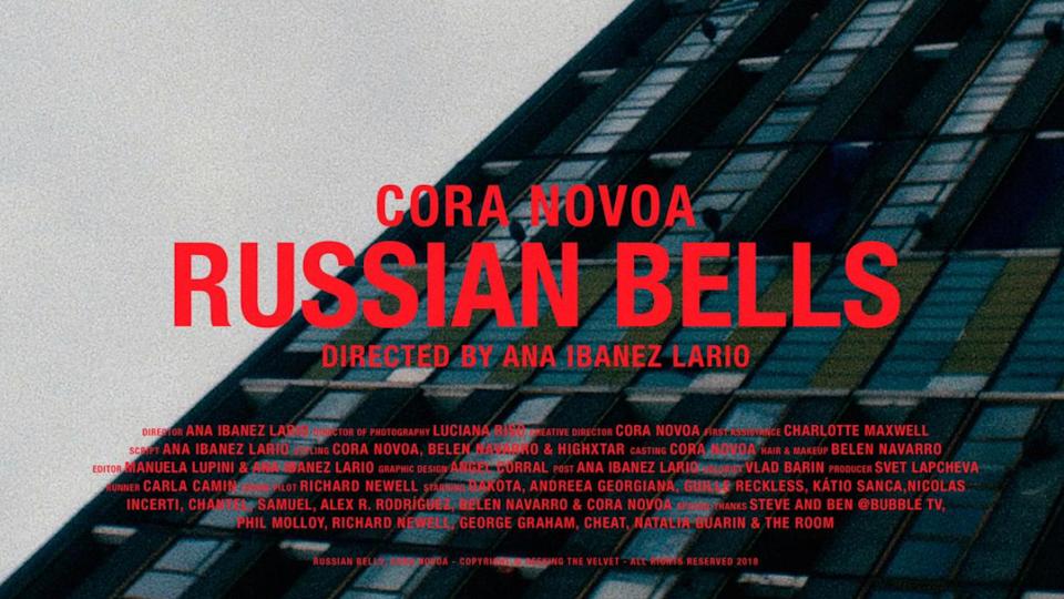 Cora Novoa - Russian Bells