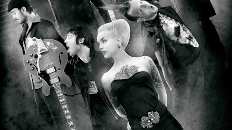 KRAKOVIA - Breaking doors - Official musicvideo