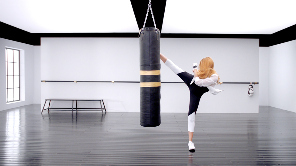 Pantene Strength conditioning - Palina Rojinski
